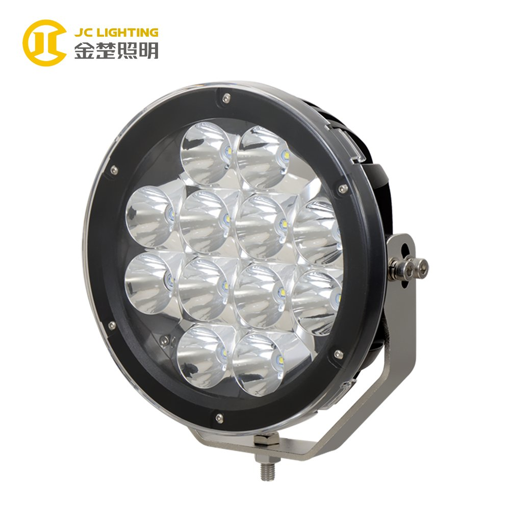 best jc1012 120w new coming 9inch 120w round 12pcs cree led driving